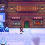 Stardew Valley Haunted Chocolatier