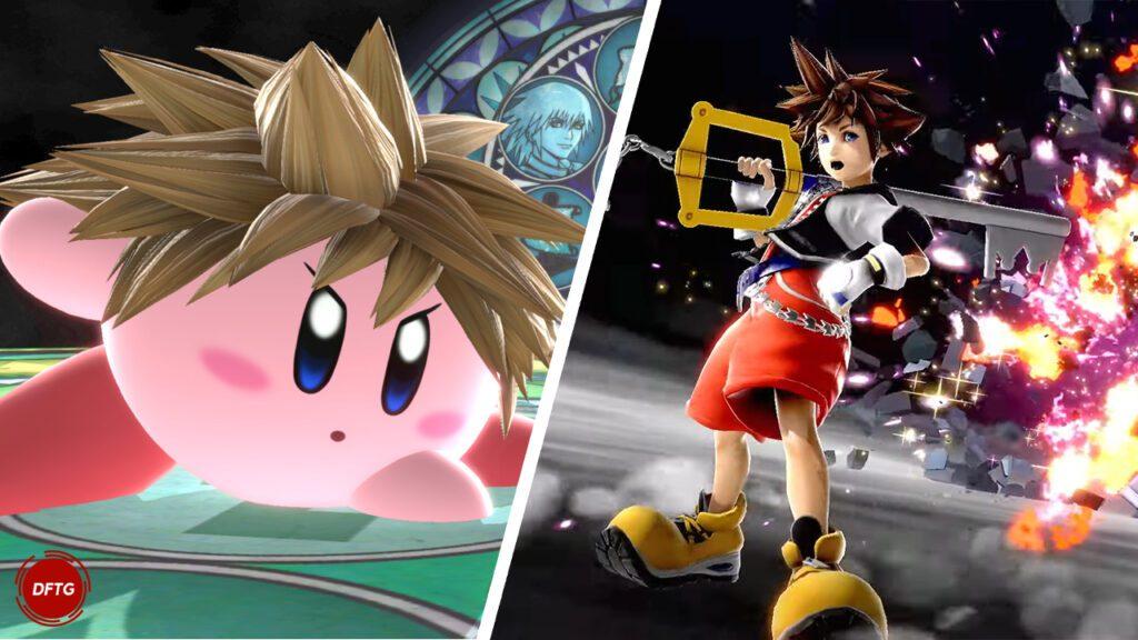 Super Smash Bros. Ultimate Kingdom Hearts Sora