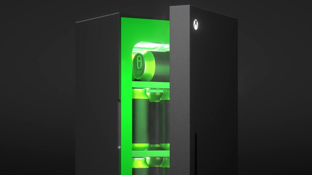 Xbox Series X Fridge