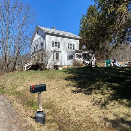 H8 - PA farmhouse with 4 large bedrooms, 1.5 baths sitting on 6.5 country acres!