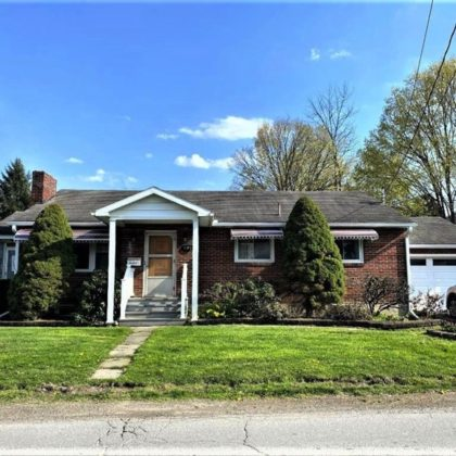 H24 - Well maintained, move in ready, 3 bedroom 2.5 bath, brick ranch with finished basement sits on a beautiful corner lot.
