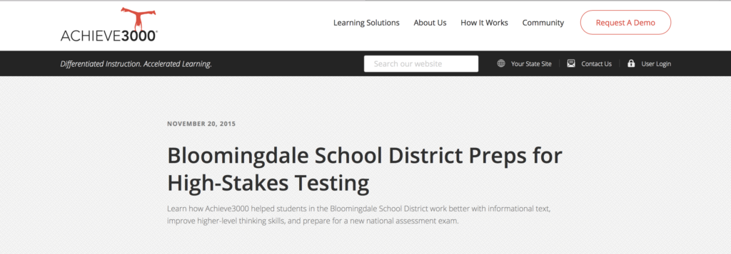 Bloomingdale Case Study