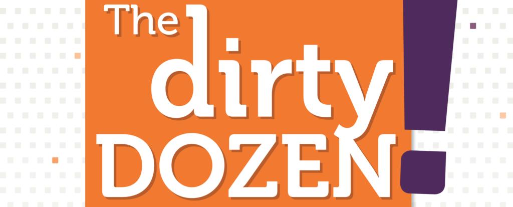 dirty dozen itslearning