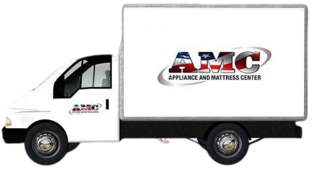 affordable mattress and furniture delivery truck