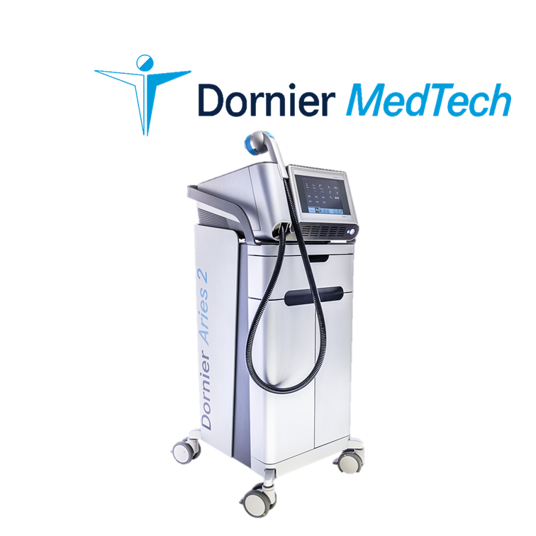 Shockwave Therapy Dornier Aries 2