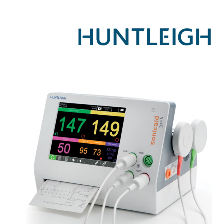 Sonicaid Team 3 Series Fetal/Maternal Monitor