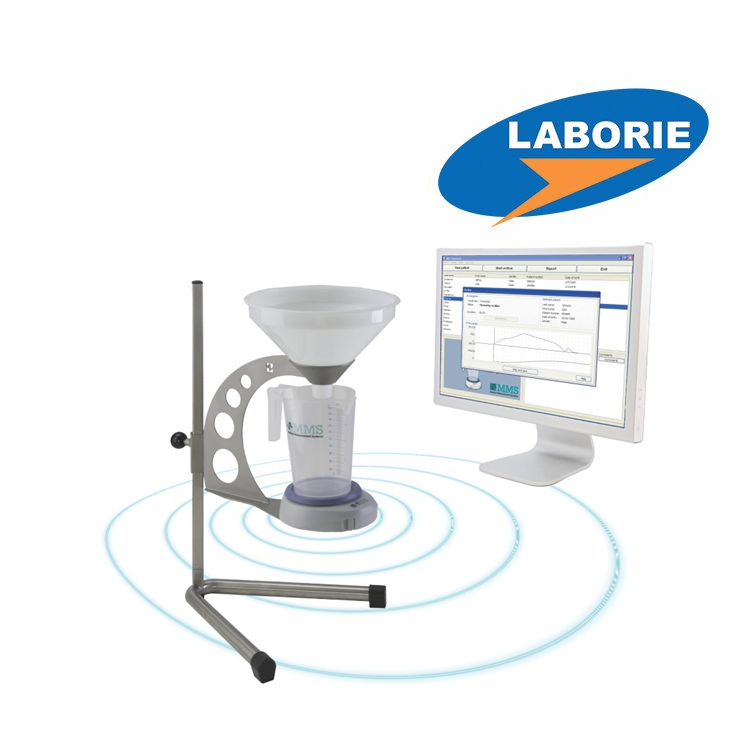 Wireless Uroflowmeter Flowmaster