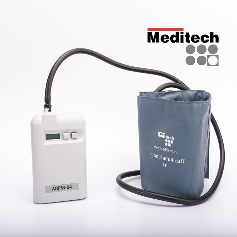 Basic ambulatory blood pressure monitor ABPM-04