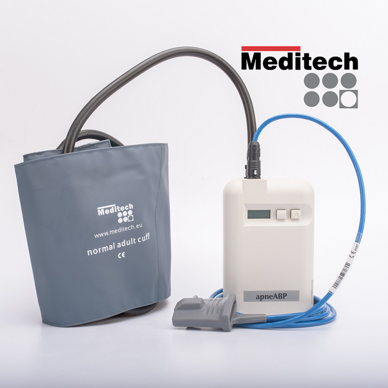 Multifunctional ambulatory blood pressure monitor with SpO2 & activity monitor ApneABP