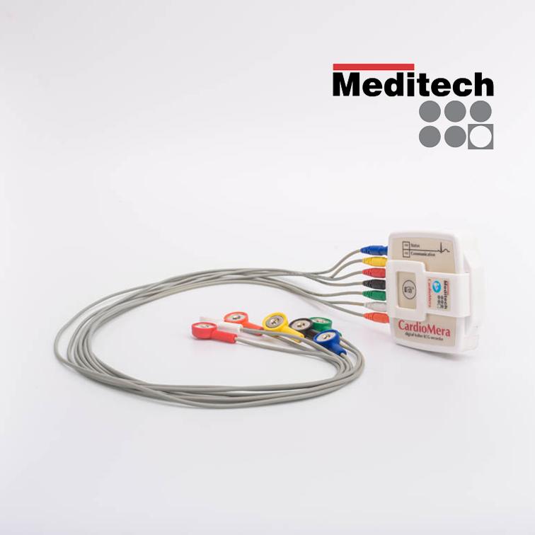 Multichannel Holter ECG CardioMera