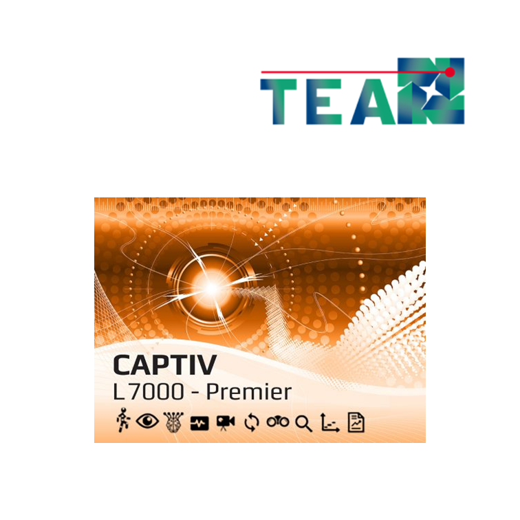 TEA CAPTIV – L7000 PREMIER Software