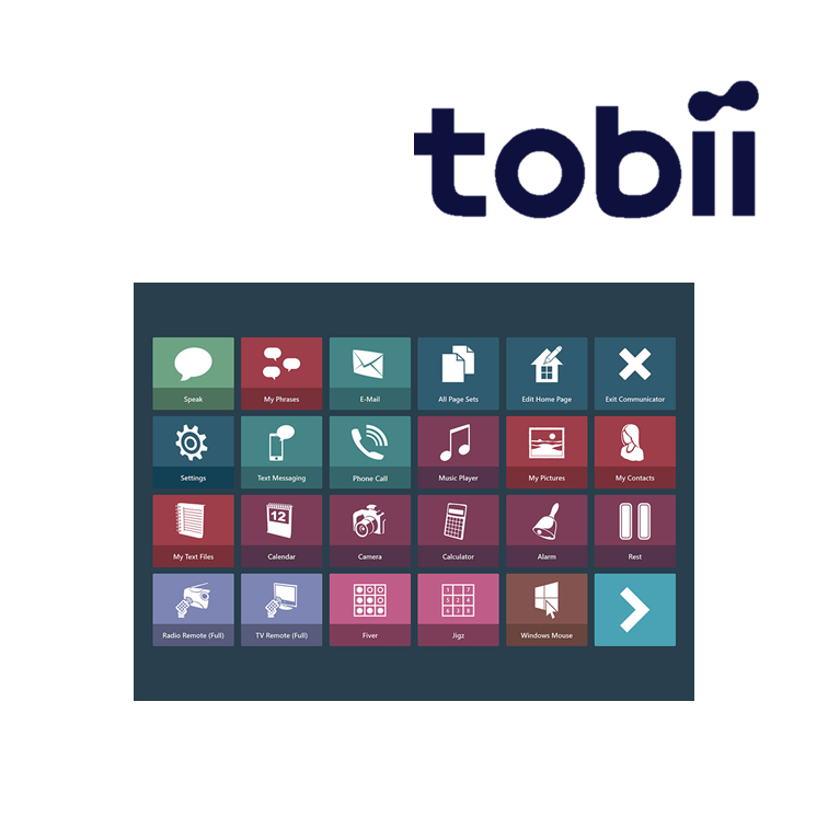 Tobii Communicator 5 Software package