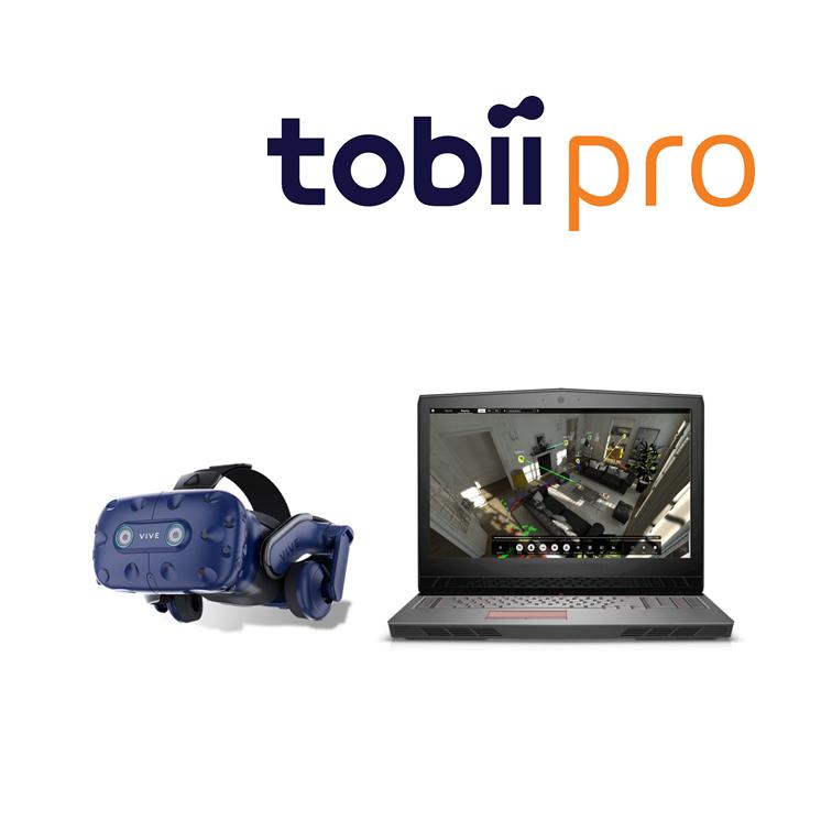 Tobii Pro VR 360