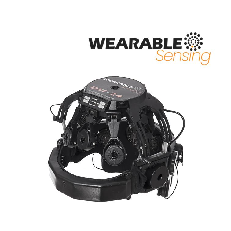 DSI 24 Dry Electrode EEG Headset