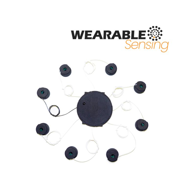 DSI 7 Flex Dry Electrode EEG Headset