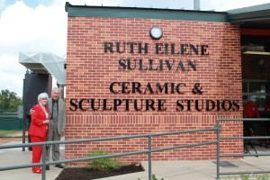 Ceramic Studios Dedication