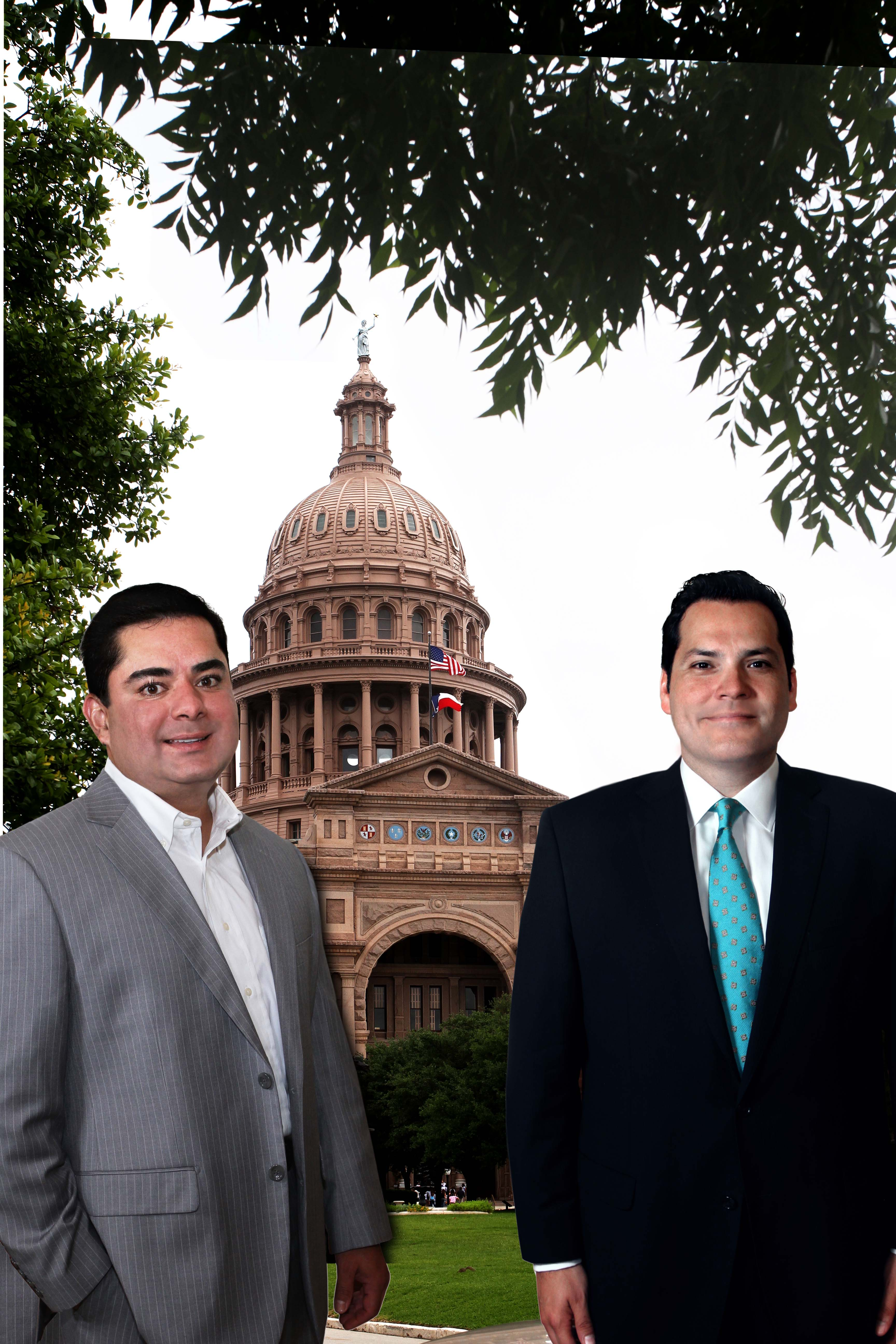 Texas State Representatives live the Mission of service