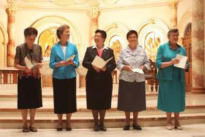 Sisters Leadership Installation