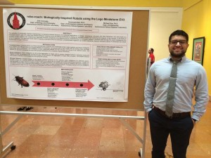 UIW student Erik Coronado (pictured) won the best undergraduate poster award for the computer science category at the TAS meeting. Student Elizabeth Gutierrez won the best undergraduate poster presentation in neuroscience and Erica Renee Johnson was judged as the top prize in math and tied for second place in the overall best undergraduate presentation in all categories.