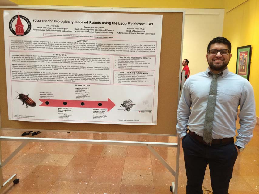 UIW welcomes Texas Academy of Science 118th Annual Meeting