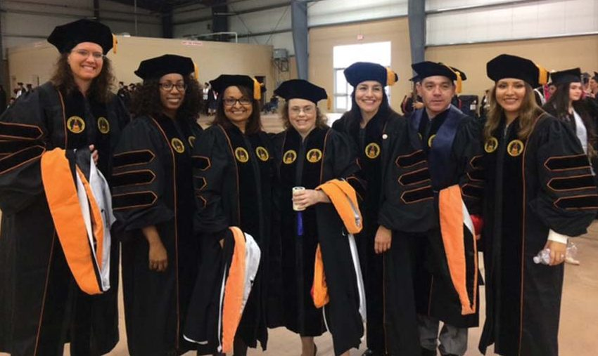 BSN to DNP offers two concentrations and graduates inaugural class