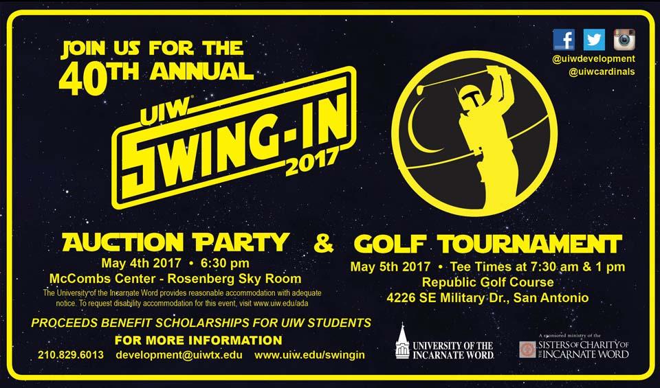 UIW Swing-In 2017