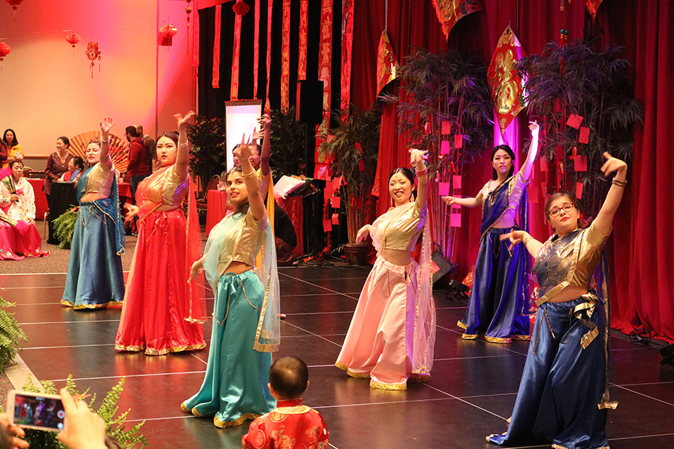 UIW Celebrated the Year of the Rooster