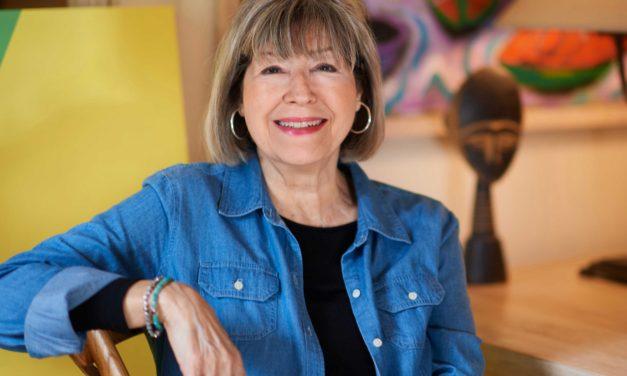 Sarah Benson: An Artistic Journey Far Away and Back Again