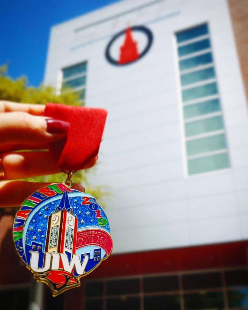 UIW's 2019 Fiesta Medal