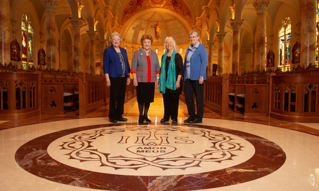 Sisters of Charity of the Incarnate Word Celebrate their 150th Anniversary