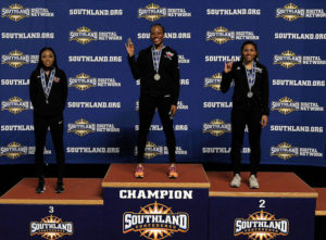 UIW's Women's Track and Field Athlete Sarea Alexander