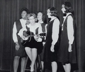 IWC Talent Show in the 1960s