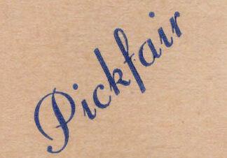 Pickfair