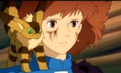 Kaze no tani no Naushika (Nausicaa: A Princesa do Vale dos Ventos) - 1984
