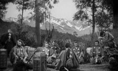 Tora no o wo fumu otokotachi (Os Homens que Pisaram na Cauda do Tigre) - 1945