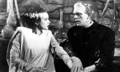 Bride of Frankenstein (A Noiva de Frankenstein) - 1935