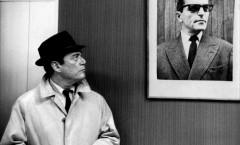 Alphaville, une étrange aventure de Lemmy Caution (Alphaville) - 1965