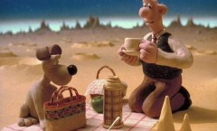 A Grand Day Out  (Wallace & Gromit: Um Grande Passeio) - 1989