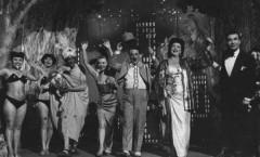 Luci del varietà (Mulheres e Luzes) -1950