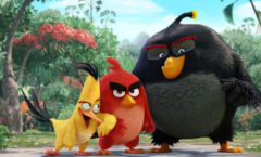 The Angry Birds Movie (Angry Birds: O Filme) - 2016