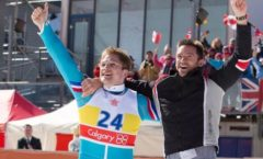 Eddie the Eagle (Voando Alto) - 2016