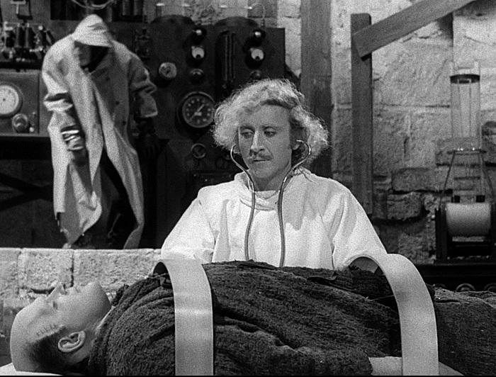 Young Frankenstein (O Jovem Frankenstein) - 1974