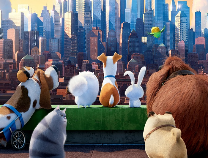 The Secret Life of Pets (Pets: A Vida Secreta dos Bichos) - 2016