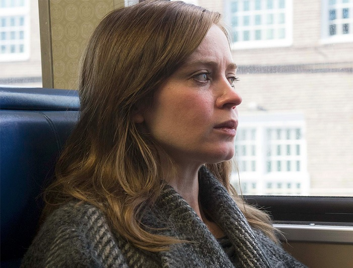 The Girl on the Train (A Garota no Trem) - 2016