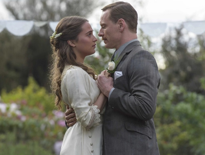 The Light Between Oceans (A Luz Entre Oceanos) - 2016