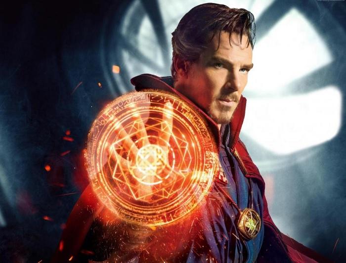 Doctor Strange (Doutor Estranho) - 2016