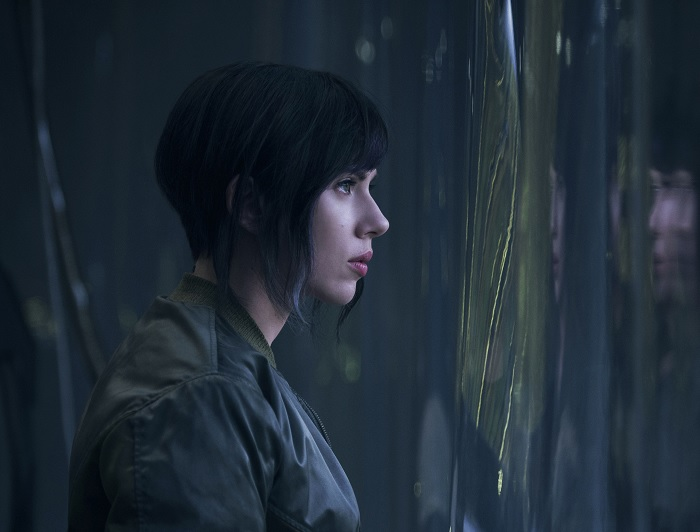 Ghost in the Shell - 2017