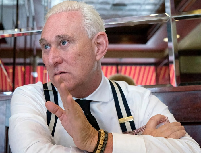 Get Me Roger Stone - 2017