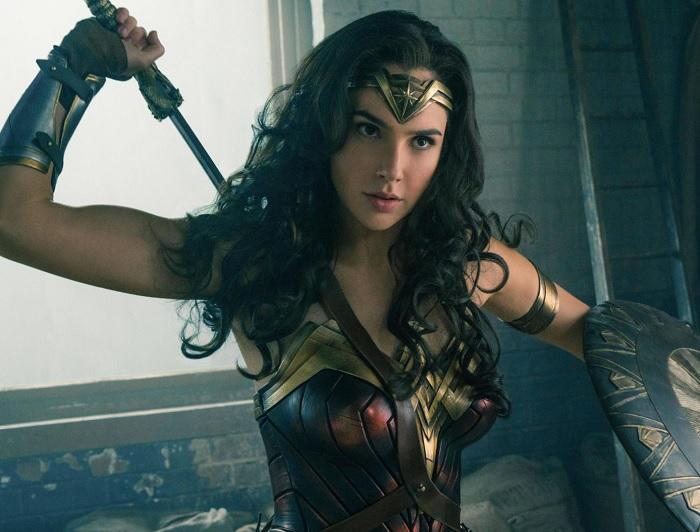 Wonder Woman (Mulher-Maravilha) - 2017