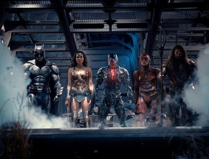 Justice League (Liga da Justiça) - 2017